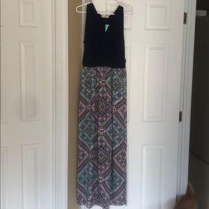 Gilli Shay Maxi Dress XL NWT